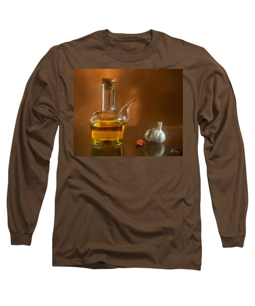 Alioli Long Sleeve T-Shirt
