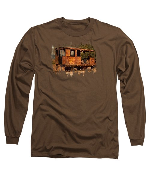 All Aboard To Nowhere Long Sleeve T-Shirt