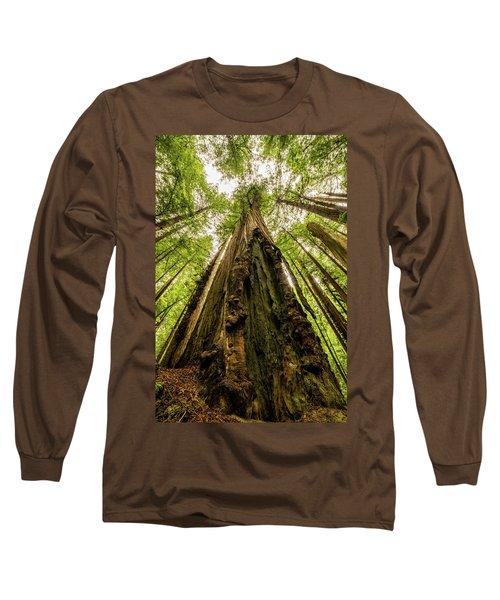 All Hail The King Long Sleeve T-Shirt