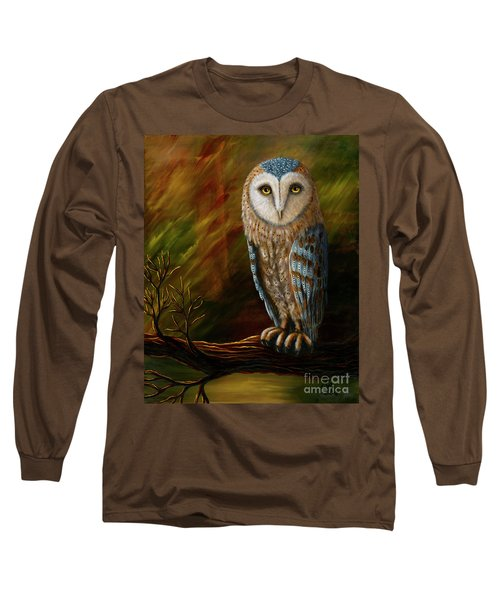 All Knowing Long Sleeve T-Shirt