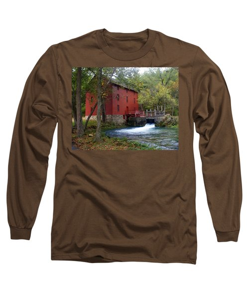 Alley Sprng Mill 3 Long Sleeve T-Shirt
