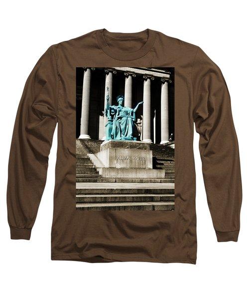 Alma Mater Long Sleeve T-Shirt