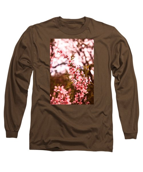 Almonds1 Long Sleeve T-Shirt