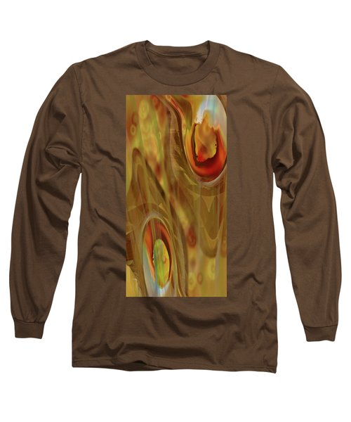 Almost Resting Long Sleeve T-Shirt by Steve Sperry