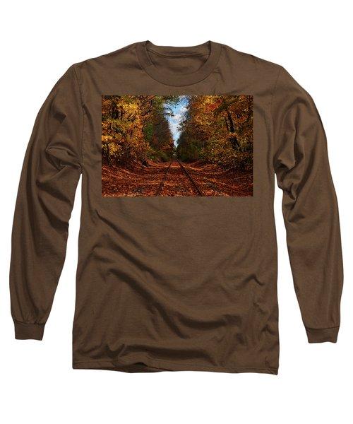 Along The Rails Long Sleeve T-Shirt