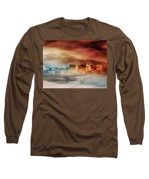 Alpine Landscape II Long Sleeve T-Shirt