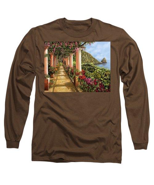 Altre Colonne Sul Golfo Long Sleeve T-Shirt