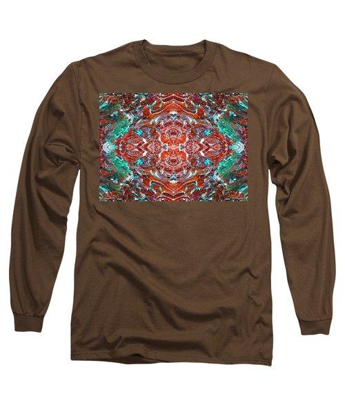 Amassed Existence Long Sleeve T-Shirt