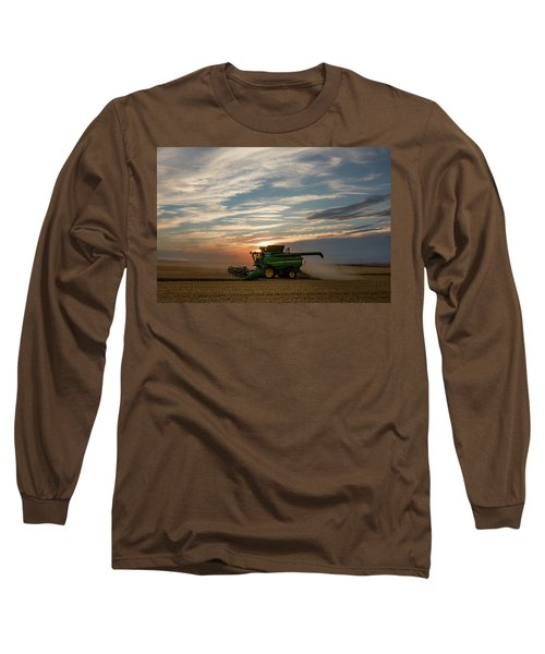 American Combine Long Sleeve T-Shirt