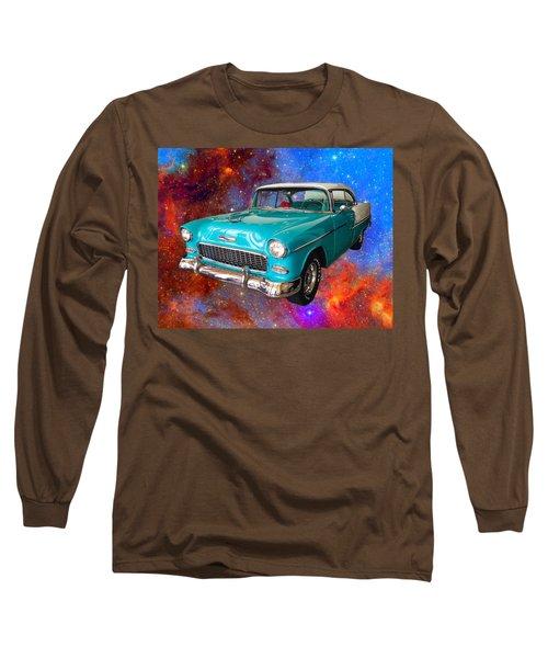 American Jewel  Long Sleeve T-Shirt by Carlos Avila