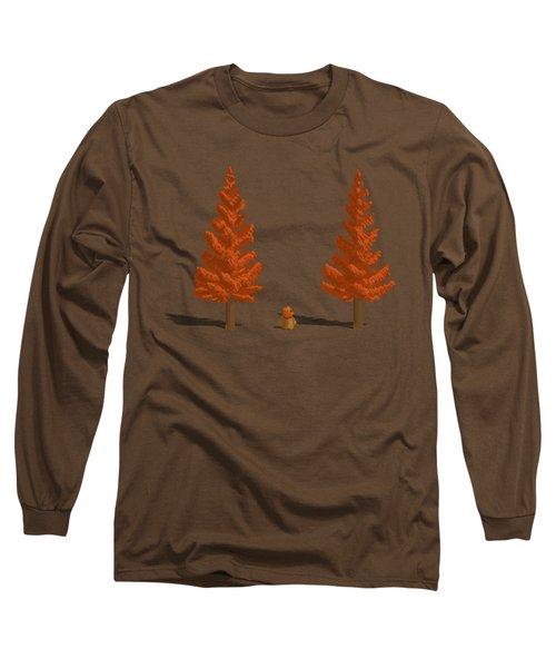 Among The Giants Long Sleeve T-Shirt