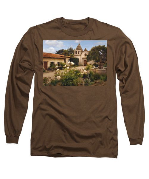 Amy's Carmel Long Sleeve T-Shirt