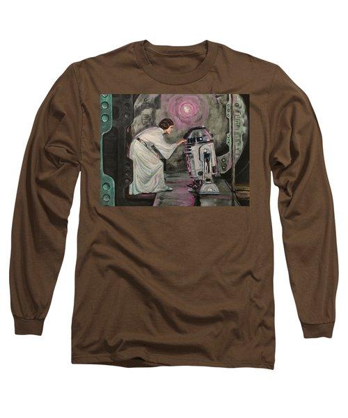 An Act Of Rebellion Long Sleeve T-Shirt