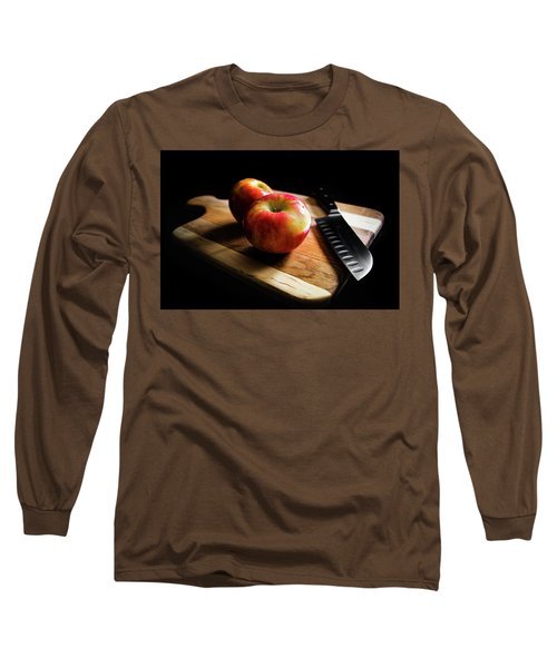An Apple Or Two Long Sleeve T-Shirt