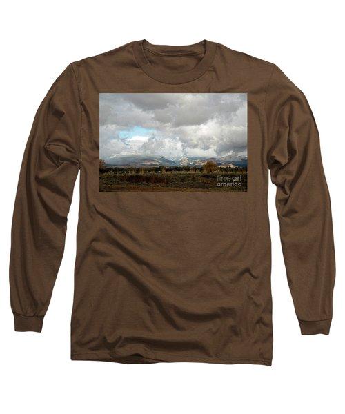 Anaconda Range Long Sleeve T-Shirt by Cindy Murphy - NightVisions