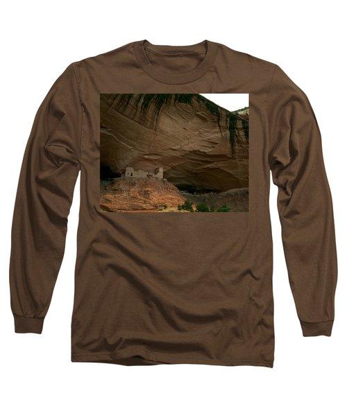 Anasazi Indian Ruin Long Sleeve T-Shirt