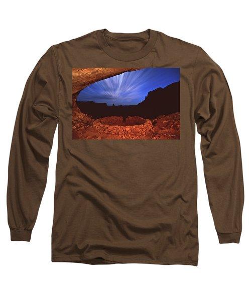 Ancient Night Long Sleeve T-Shirt