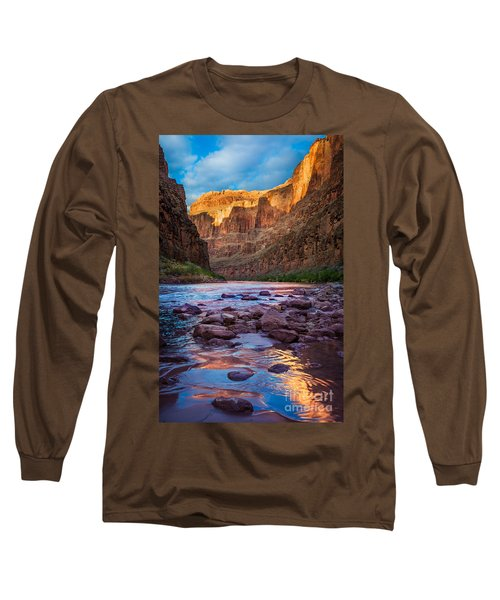 Ancient Shore Long Sleeve T-Shirt