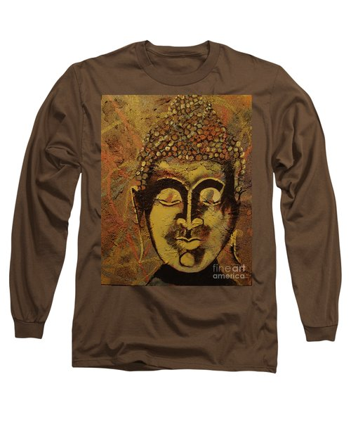 Ancient Textures Long Sleeve T-Shirt