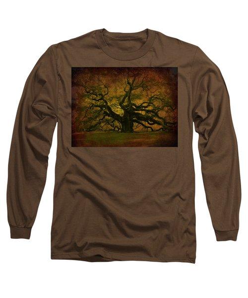 Angel Oak 3 Charleston Long Sleeve T-Shirt