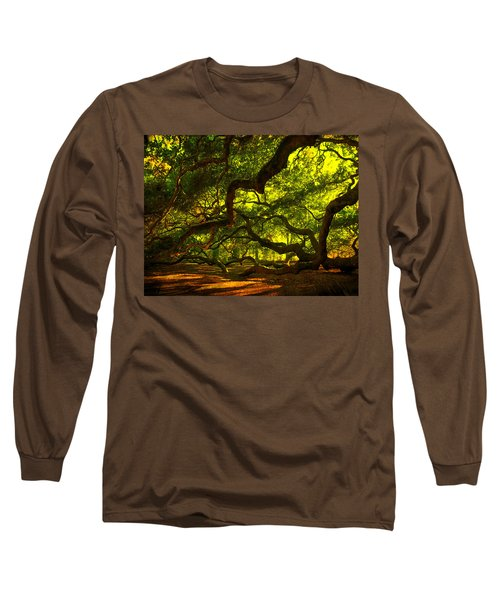 Angel Oak Limbs 2 Long Sleeve T-Shirt