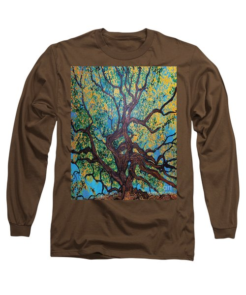 Angel Oak Young Long Sleeve T-Shirt