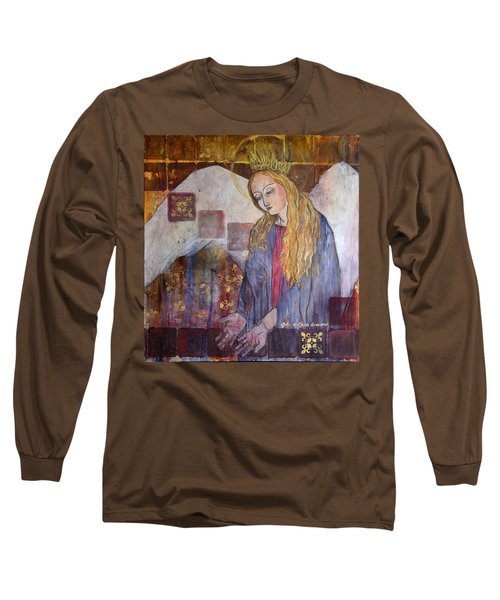 I Am Here - Seek Me Long Sleeve T-Shirt