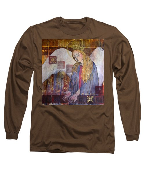 I Am Here - Seek Me Long Sleeve T-Shirt