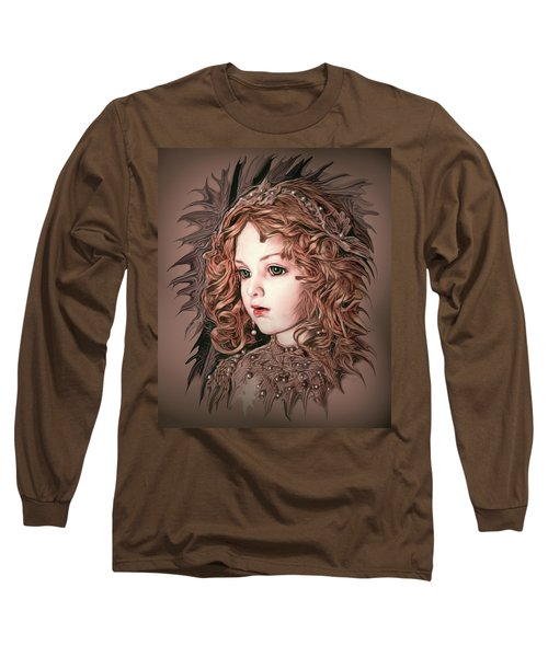Angelic Doll Long Sleeve T-Shirt