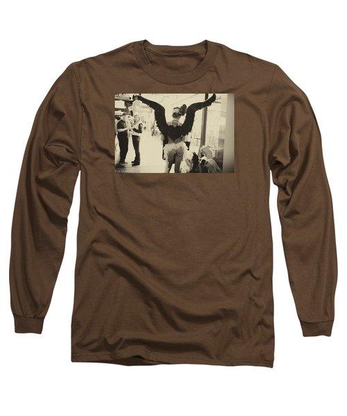 Angels Of Las Vegas Long Sleeve T-Shirt