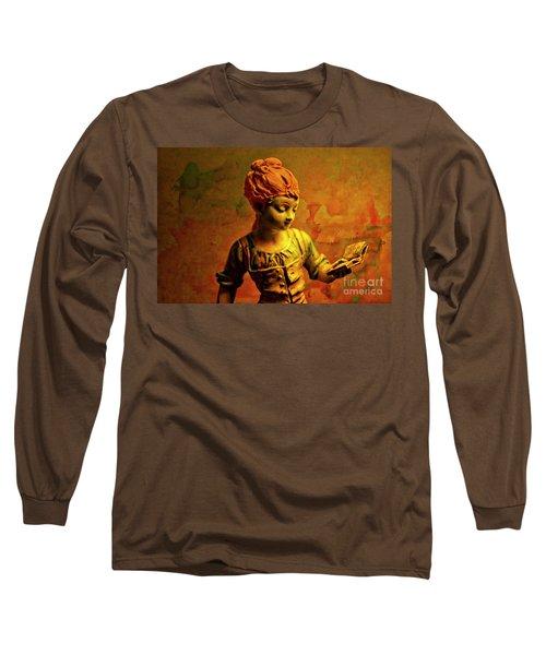 Anne Of Green Gables IIi Long Sleeve T-Shirt by Al Bourassa