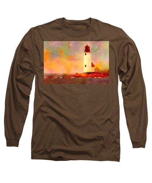 Annisquam Rainbow Long Sleeve T-Shirt