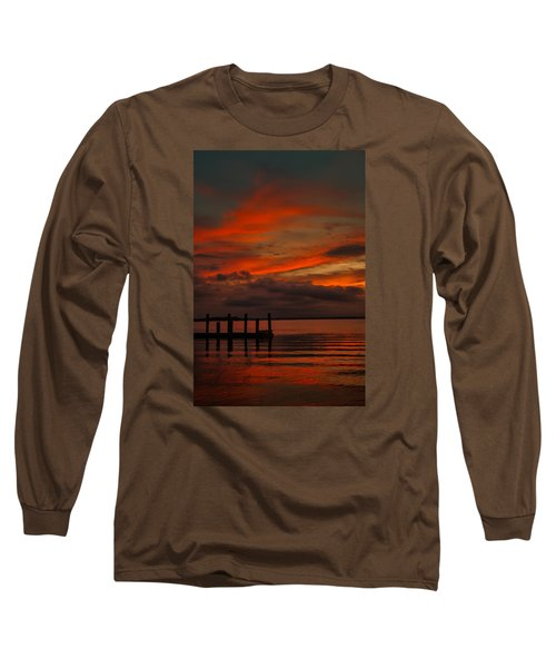 Another Day Is Done Long Sleeve T-Shirt