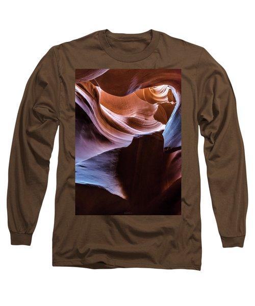 Antelope Canyon 11 Long Sleeve T-Shirt
