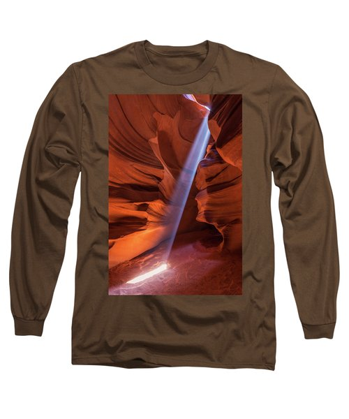 Antelope Lightshaft II Long Sleeve T-Shirt
