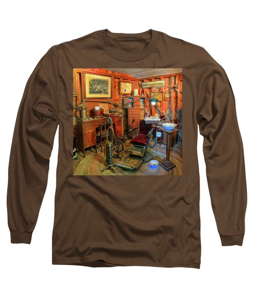 Antique Dental Office Long Sleeve T-Shirt