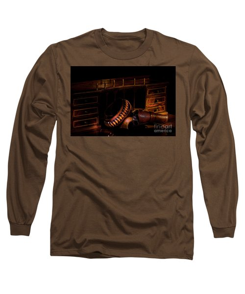 Antique Desk Long Sleeve T-Shirt