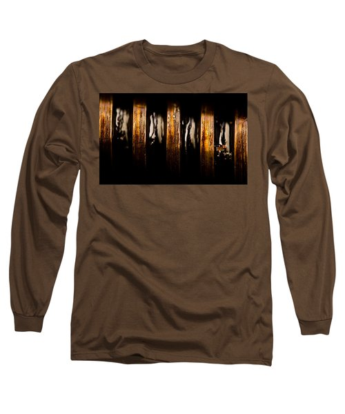 Antique Vise Worm Gear Long Sleeve T-Shirt