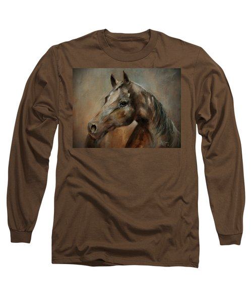 Apache Spirit I-2 Long Sleeve T-Shirt