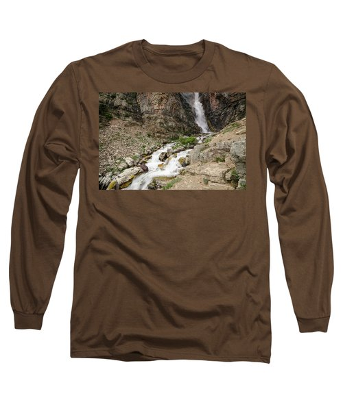 Apikuni Falls Long Sleeve T-Shirt