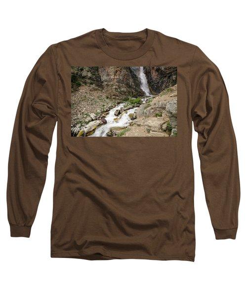 Apikuni Falls Long Sleeve T-Shirt