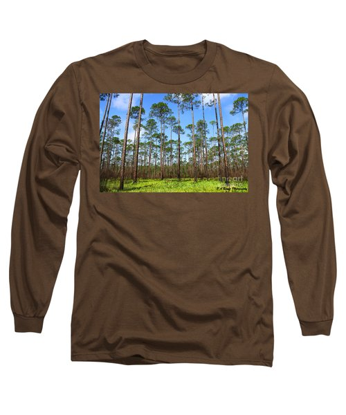 Appalachicola National Forest Long Sleeve T-Shirt