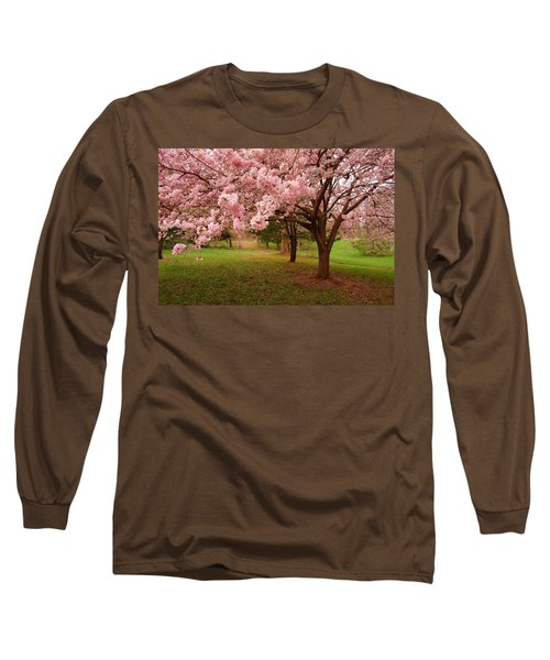 Approach Me - Holmdel Park Long Sleeve T-Shirt