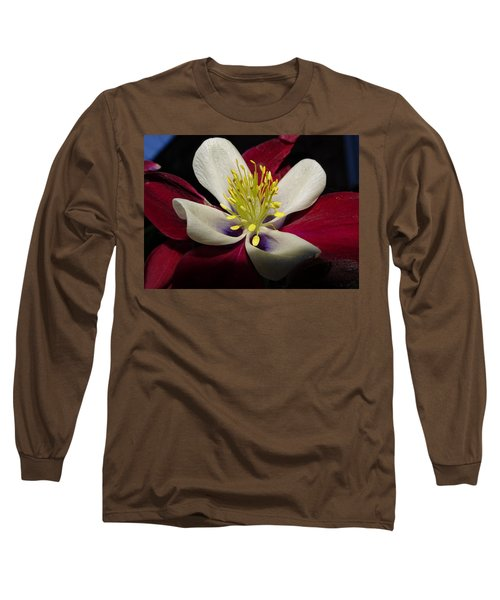 Aquilegia  Columbine Long Sleeve T-Shirt