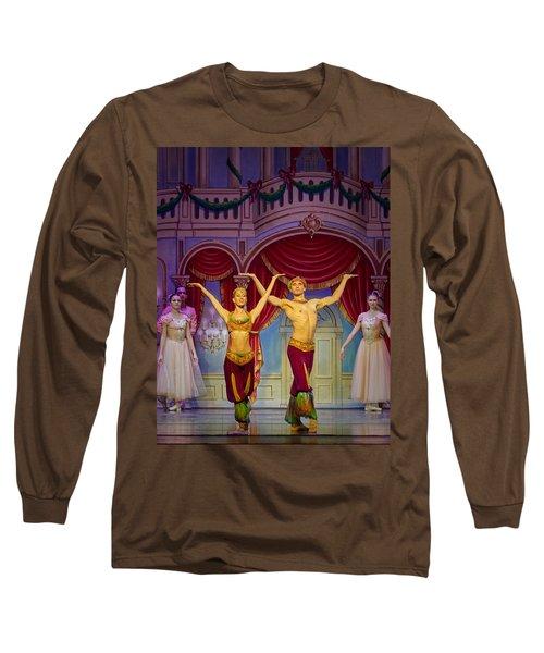 Arabian Dancers Long Sleeve T-Shirt