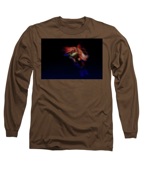 Archangel 2 Long Sleeve T-Shirt by William Horden