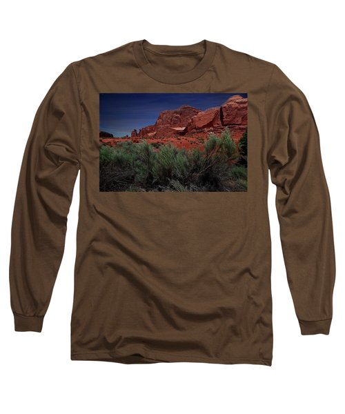 Arches Scene 3 Long Sleeve T-Shirt