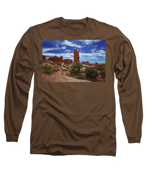 Arches Scene 4 Long Sleeve T-Shirt