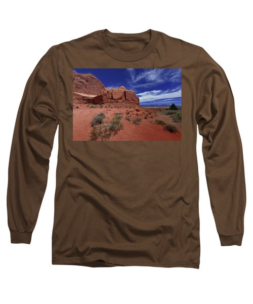 Arches Scene1 Long Sleeve T-Shirt