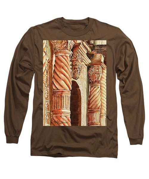 Architectural Immersion Long Sleeve T-Shirt